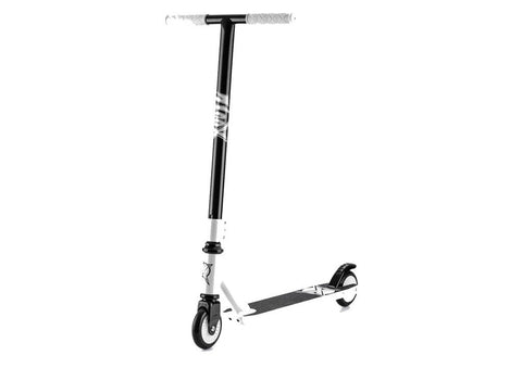 Two Wheel Stunt Scooter (Invert White, Kids)