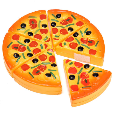 Artificial Pizza Slices