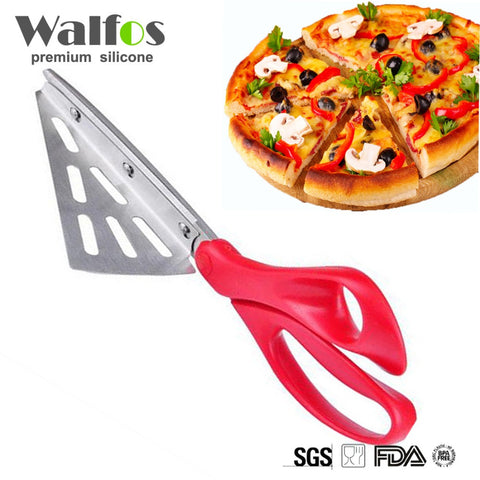 Professional Stainless Steel Pizza Scissors