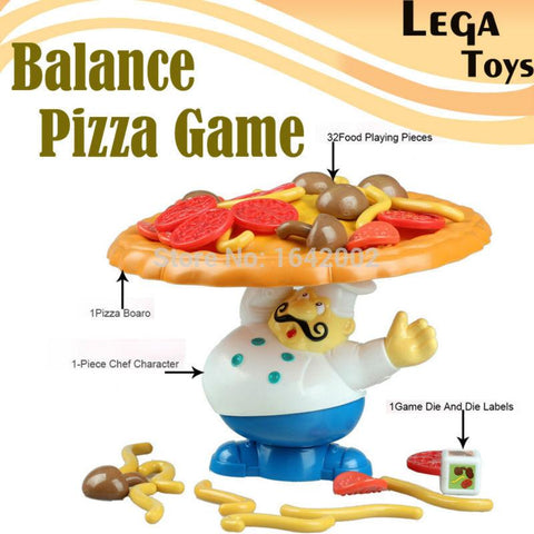 Pile-Up Pizza Game