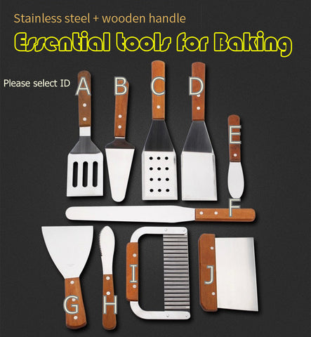Baking tools kit