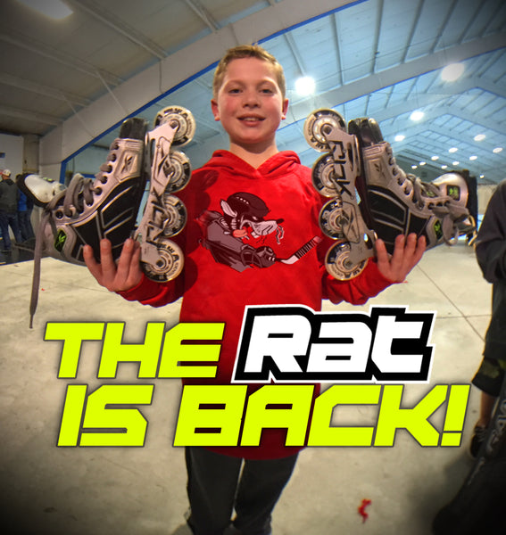 The Rat Is Back - Rink Rat Wheels