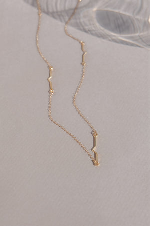 Ola Short Necklace - MUNS