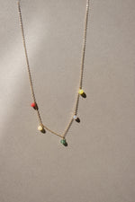 Mini Color Short Necklace - MUNS