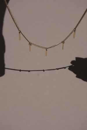 Boheme Short Necklace