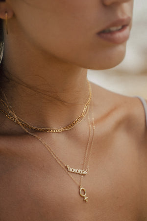 Women Power Necklace - MUNS