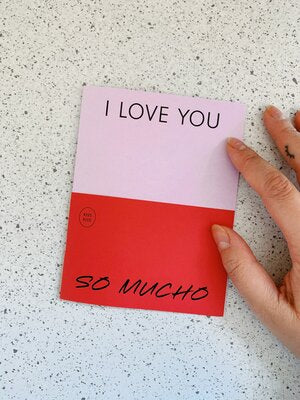 I love you so mucho - Goods Gang