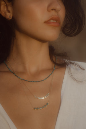 Malachite Necklace - MUNS