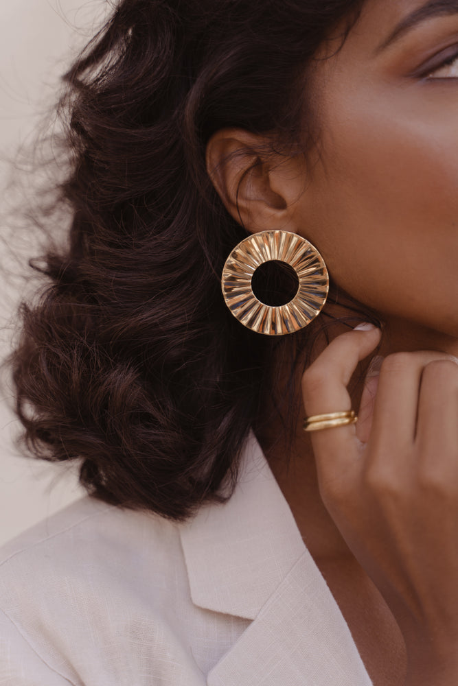 Gina Earrings - MUNS
