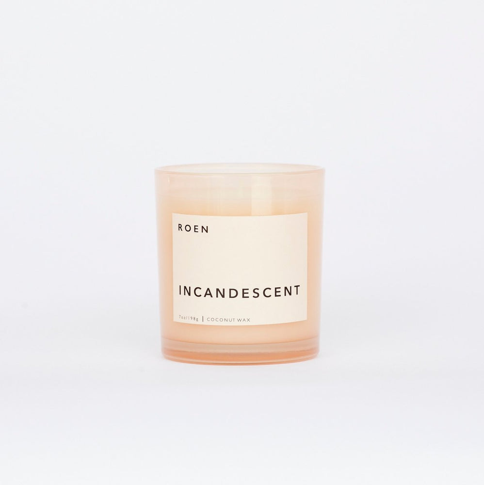 Roen Candle - Incandescent