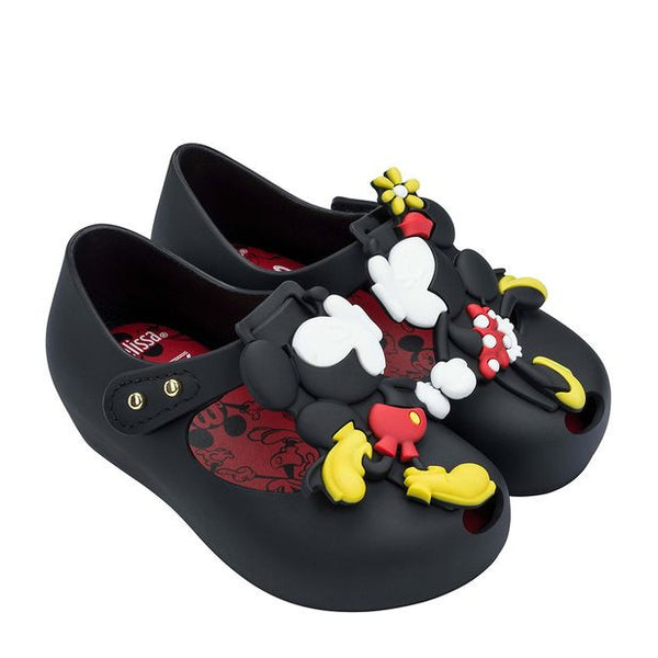 Mini Melissa Ultra Girl + Disney Black