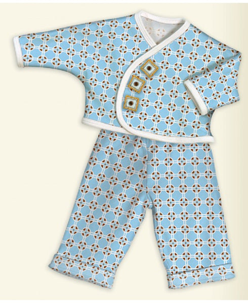 Stephan Baby Preemie Geo Jacket/Pants 757201