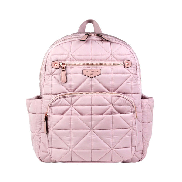 Twelve Little Companion Backpack in Blush Pink