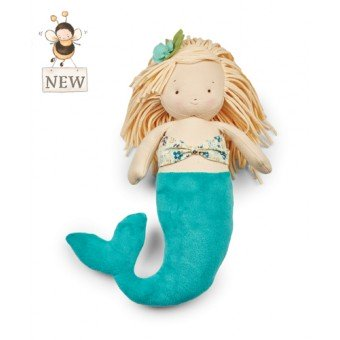 Bunnies By The Bay El-Sea Mermaid Doll - Little Jill & Co.