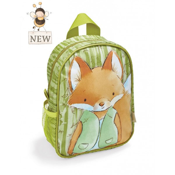 Bunnies By The Bay Foxy Fox Backpack - Little Jill & Co.