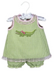 Maison Chic Gabby the Gator Sundress & Bloomers