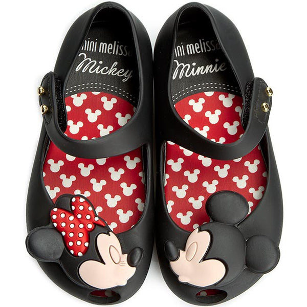 Mini Melissa Ultra Girl Disney - Black - 31738 - Little Jill & Co.