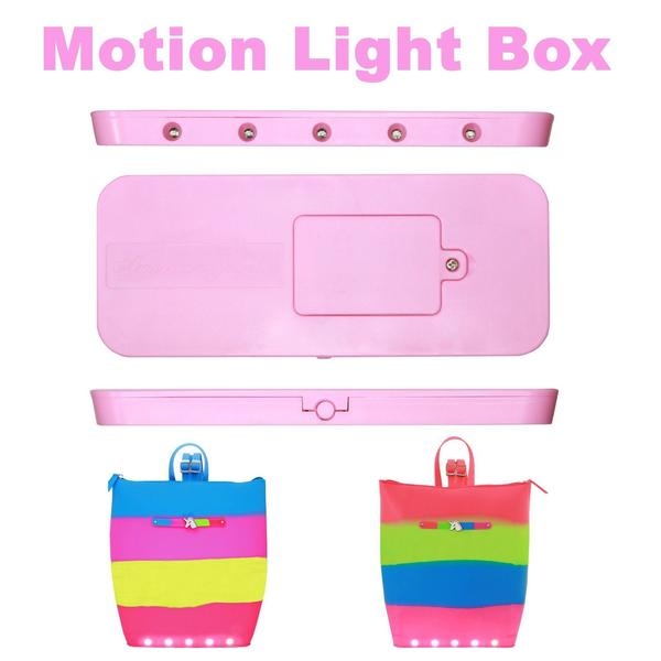 Yummy Gummy Motion Light Box