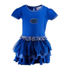 Two Feet Ahead Gator Pin Dot Tutu Dress Royal 258