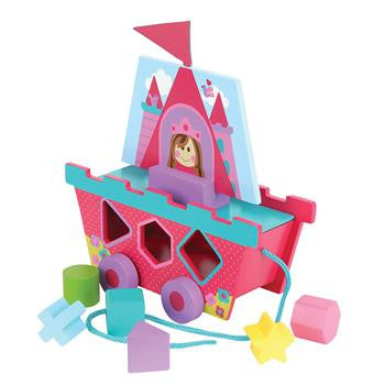 Stephen Joseph Shaped Sorters Princess