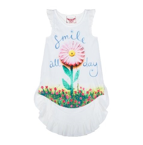 Paper Wings Smile All Day Singlet Dress