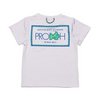 Prodoh Boy's Performance Tee White