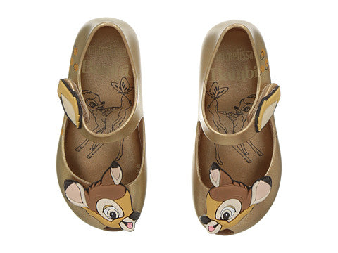 Mini Melissa Ultra Girl Bambi- Gold