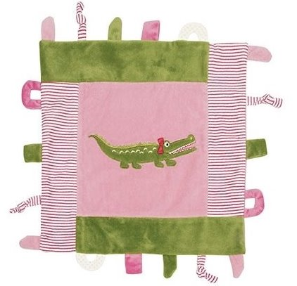 Maison Chic Gabby the Gator Multifunctional Blankie