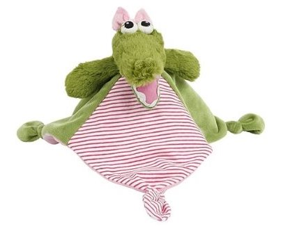Maison Chic Gabby the Gator Blankie
