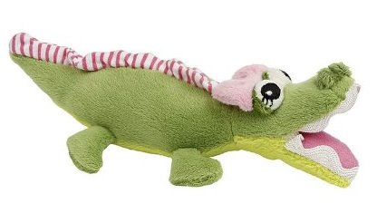 Maison Chic Gabby the Gator Rattle