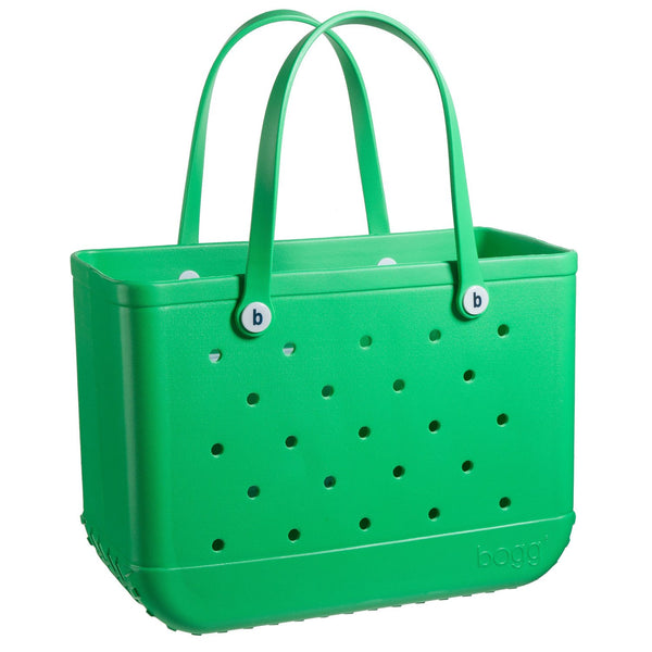 Bogg Bag Original in GREEN with envy bogg - Little Jill & Co.