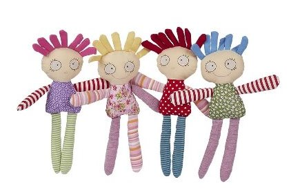 Maison Chic Mini Crazy Doll