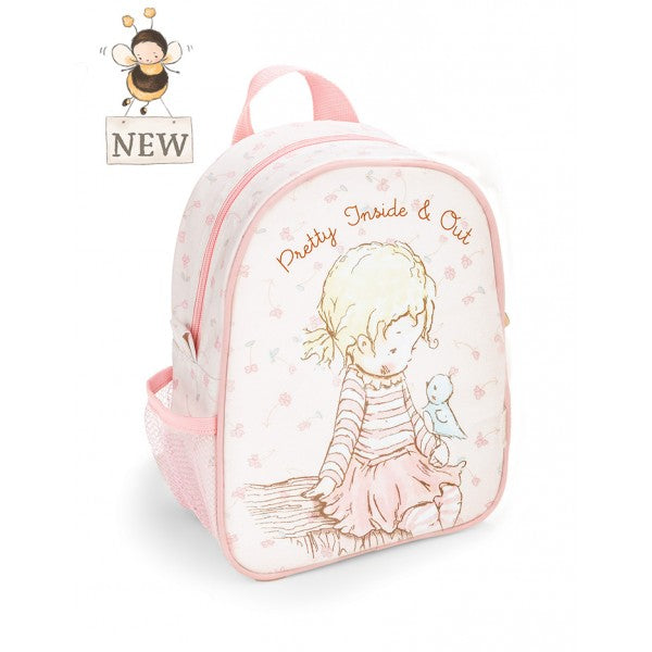 Bunnies By The Bay Pretty Girl Backpack - Little Jill & Co.