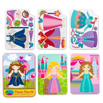 Stephen Joseph Travel Tin Princess