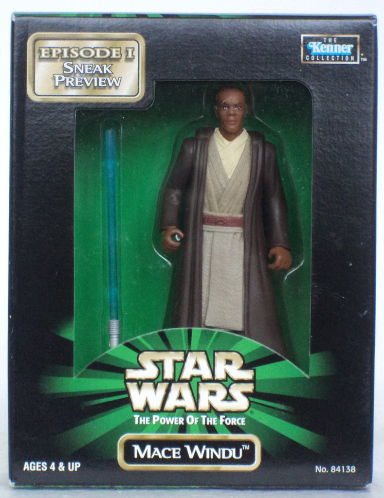 Mace Windu Sneak Preview Power of the Force 2 Mail-In