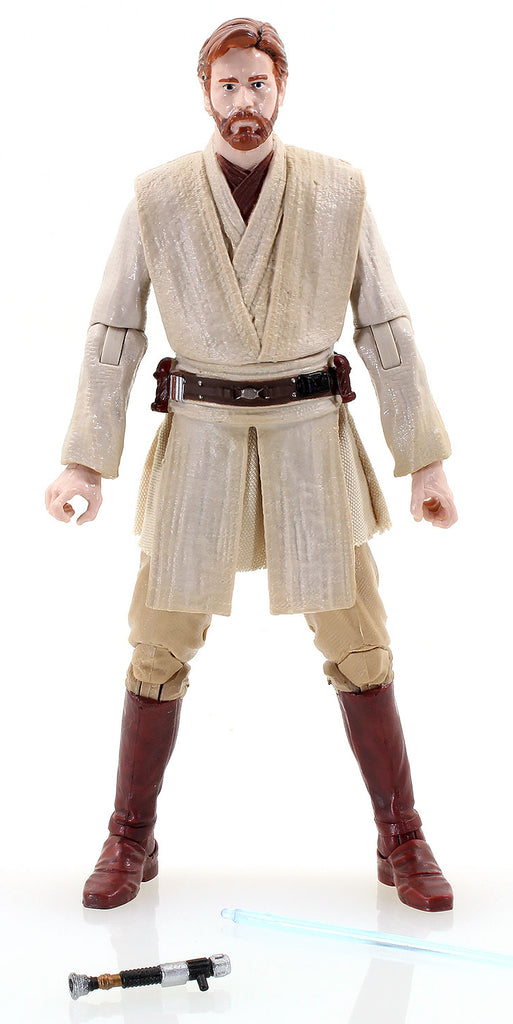 "#08 Obi-Wan Kenobi Star Wars Black Series 6"" Loose"
