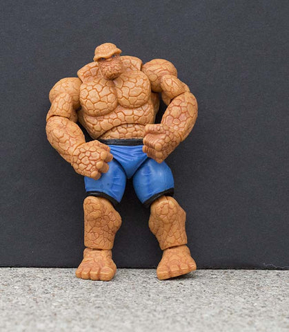 The Thing Marvel Universe 3.75""