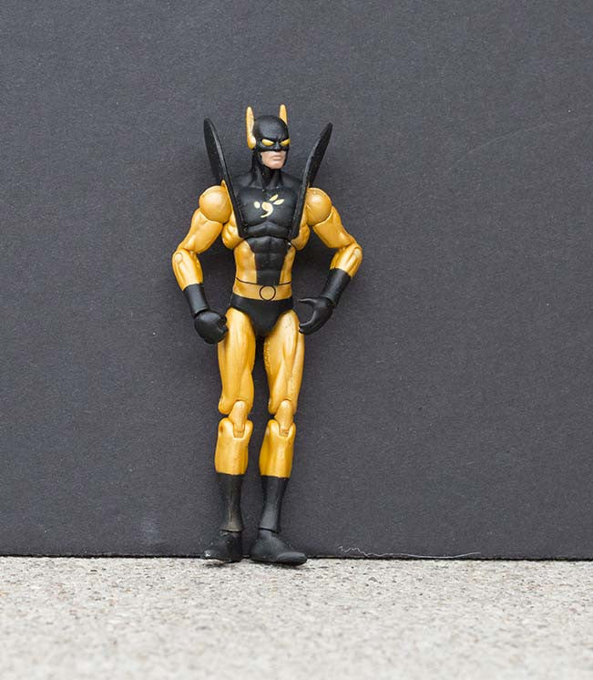 Yellowjacket Marvel Universe 3.75""