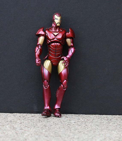 Iron Man Marvel Universe 3.75""