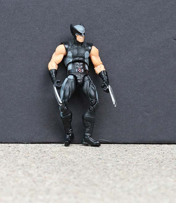 X-Force Wolverine Marvel Universe 3.75""