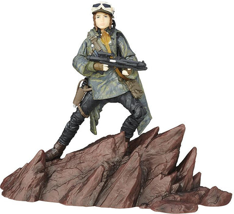 "Sergeant Jyn Erso (Eadu) Black Series Exclusive 6"" Loose"