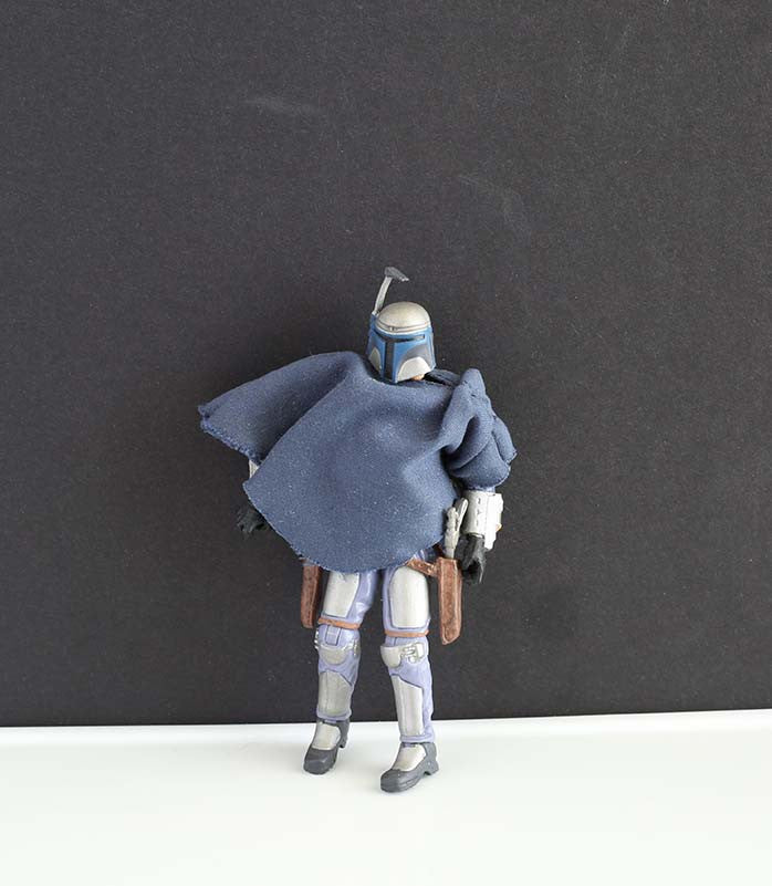 "Jango Fett The Vintage Collection 3.75"" Loose (incomplete)"