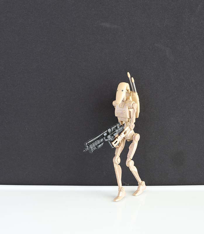 "Battle Droid The Vintage Collection 3.75"" Loose"
