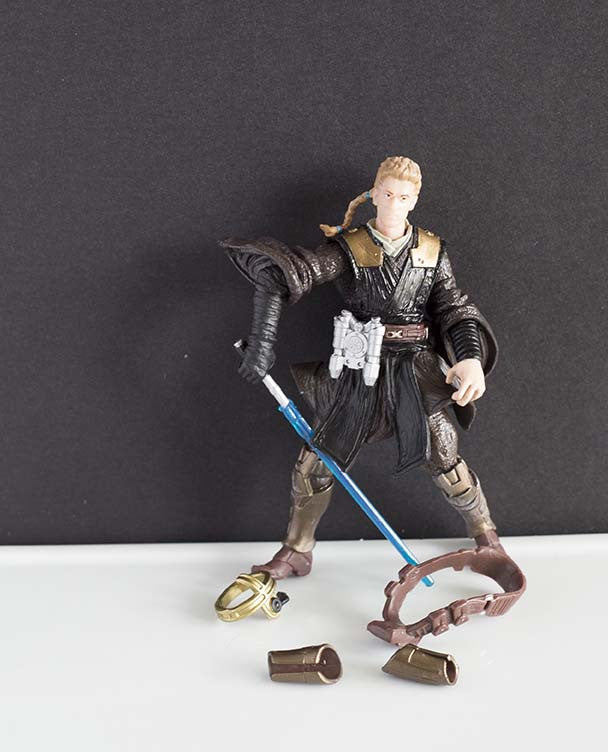 "Anakin Skywalker Star Wars The Clone Wars 3.75"" loose"