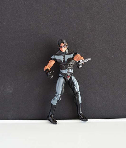 Warpath Marvel Universe 3.75""