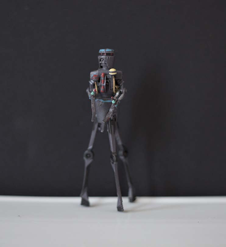 "Vader's Medical Droid Revenge of the Sith 3.75"" Loose"
