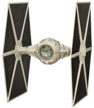 "TIE Fighter Star Wars SAGA Collection Large Wing 3.75"" Loose"