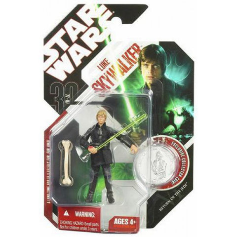 Luke Skywalker 30th Anniversary Collection 3.75""