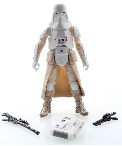"#35 Snowtrooper Star Wars Black Series 6"" Loose"