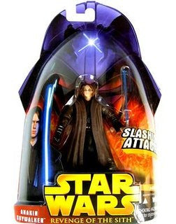 #28 Anakin Skywalker Star Wars Revenge of the Sith 3.75""
